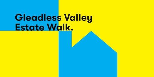 Gleadless Valley Estate Walk