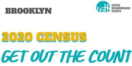 Brooklyn Census 101 Workshop tickets