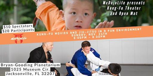 "McDojoLife presents ""Kung-Fu Theater & Open Mat"""