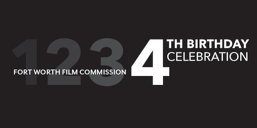 Film Fort Worth 4th Birthday: A Celebration of Film + Music
