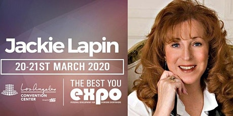 Jackie Lapin at The Best You EXPO 2020, Los Angeles tickets