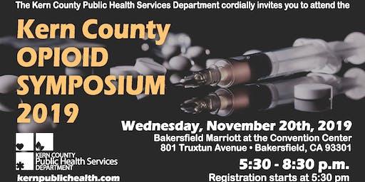 Kern County Opioid Symposium