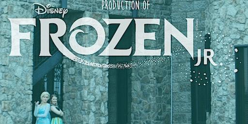 Disney Frozen Jr. Dinner Theatre @ The Kentucky Castle