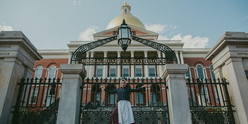 Anne Hutchinson Tour of Boston