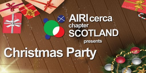 AIRIcerca Xmas Party 2019!
