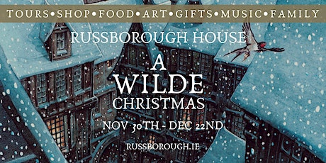 Wilde Christmas House Tour  tickets