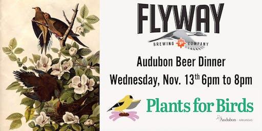 Flyway for the Birds Beer Dinner