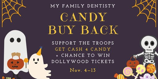 Halloween Candy Buy Back Com