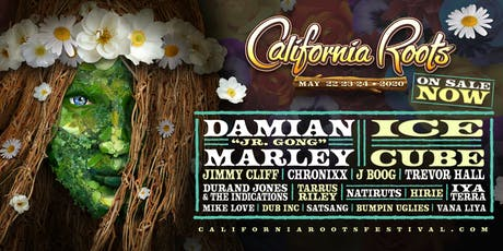 11th Annual California Roots Music and Arts Festival tickets