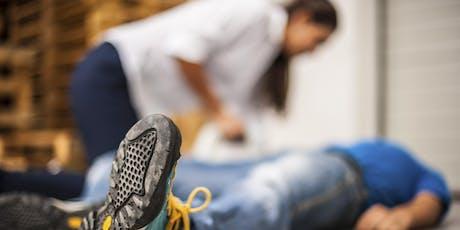 First Aid at Work Re-qualification - Level 3 VTQ - St Albans, Hertfordshire tickets