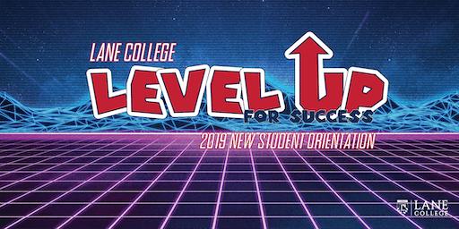 2019 Lane College  Spring New Student Orientation
