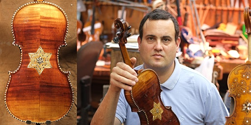 Violins of Hope: A Journey of Heroism, Healing and Humanity