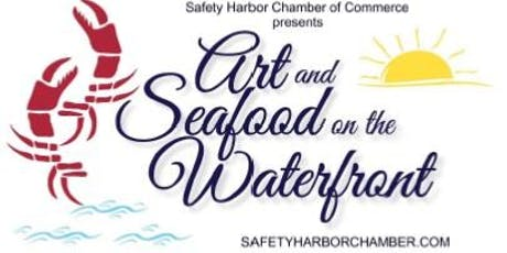 Art and Seafood on the Waterfront 2020 tickets