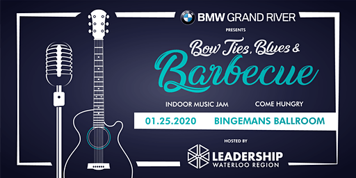 Leadership Gala: BMW Grand River presents: Bow Ties, Blues & Barbecues