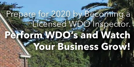 WDO Inspector Training at PRO-LAB in Weston, FL. tickets