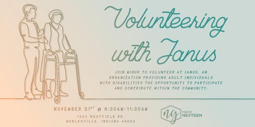 NextGen Presents: Volunteering with Janus Development Services