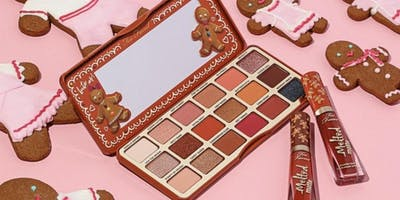 Too Faced Christmas Masterclass