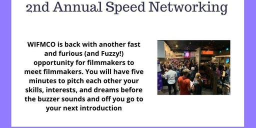 2nd Annual Speed Networking