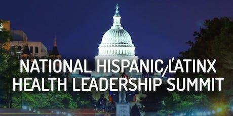 National Hispanic/Latinx Health Leadership Summit tickets