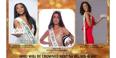 Miss U.S. International - DC, MD, VA 2020