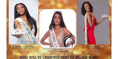 Miss U.S. International - DC, MD, VA 2020