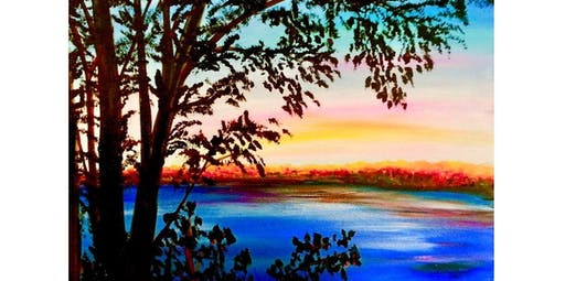 Autumn Sunset over the Lake (2019-11-22 starts at 6:00 PM)