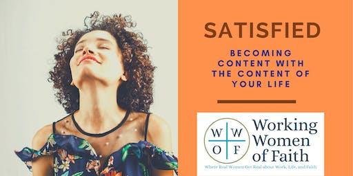 Working Women of Faith West-November