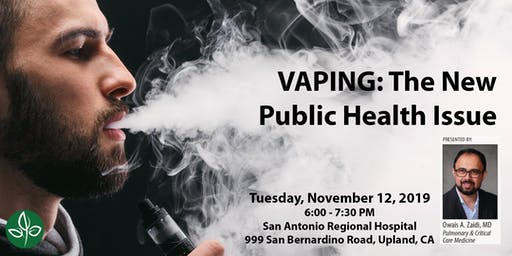 VAPING: The New Public Health Issue