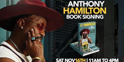 Black Saturday Anthony Hamilton book signing and Vendor event