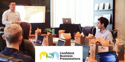Confident Business Presentations