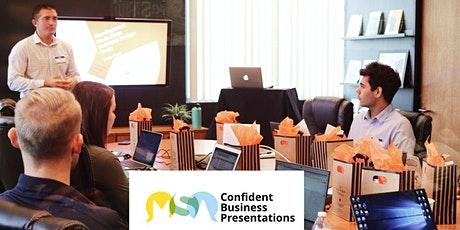 Confident Business Presentations tickets