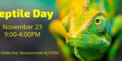 Reptile Day at the DBDPet Warehouse (Parking in back) 11/23