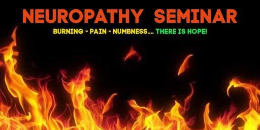 Neuropathy Reversal Seminar: Free Event!