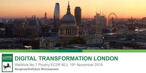 Digital Transformation London