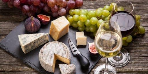 Cheese & Port Tasting