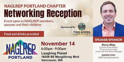 NAGLREP Portland Networking Reception November 14
