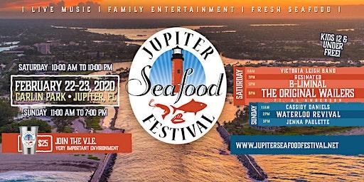 2020 Jupiter Seafood Festival - Feb. 22,23