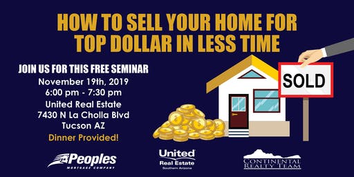 How to Sell Your Home for TOP DOLLAR in Less Time