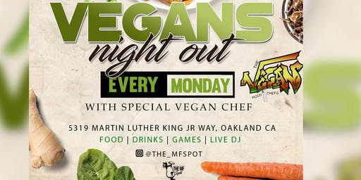 Vegans Night Out