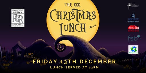 RRR Christmas Lunch 2019