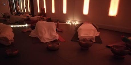 Pregnancy Yoga Sound bath Mini Retreat tickets