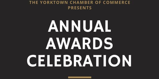 Yorktown Chamber of Commerce Annual Awards Luncheon