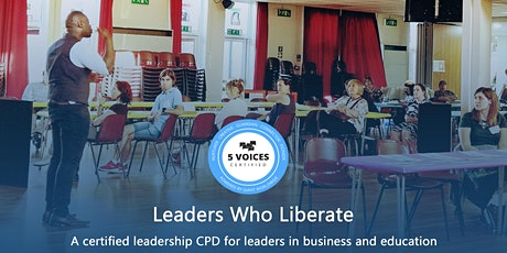 Discover Your Leadership Voice: Secondary & Primary Leadership CPD tickets