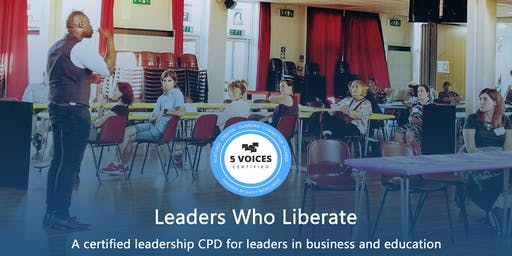 Discover Your Leadership Voice: Secondary & Primary Leadership CPD