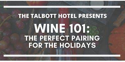 Talbott Wine Tasting