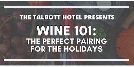 Talbott Wine Tasting tickets