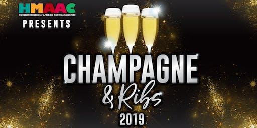 Champagne & Ribs