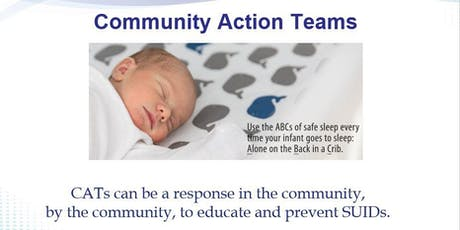 Clark County Infant Mortality Community Action Team Meeting tickets