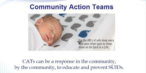 Clark County Infant Mortality Community Action Team Meeting
