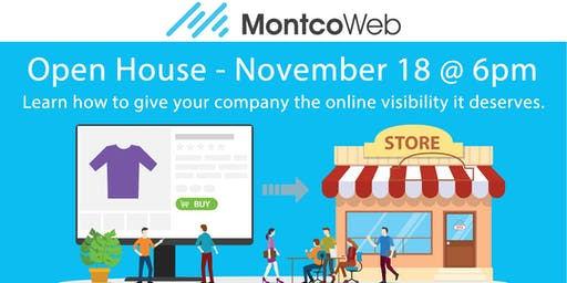 Montco Web Open House - Web Design, Email, & Marketing Automation Overview